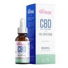 Peppermint CBD Oil - 250mg