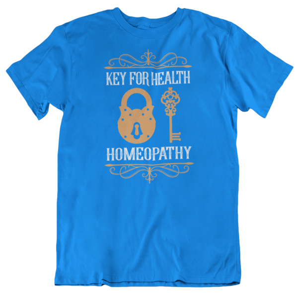 KEY FOR HEALTH... - T-Shirt