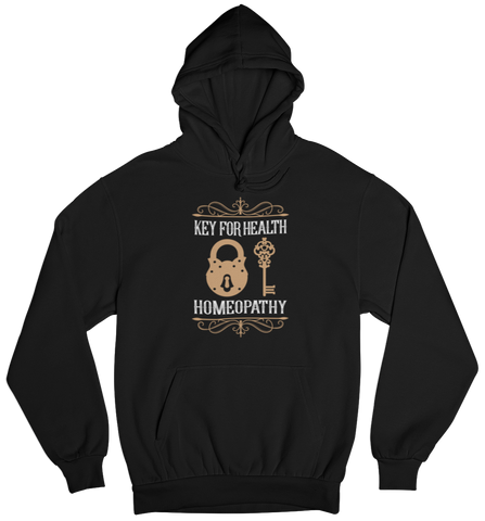 KEY FOR HEALTH... - Basic Hoodie
