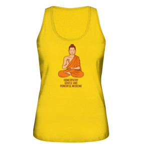 Gentle and powerful medicine - Tank-Top