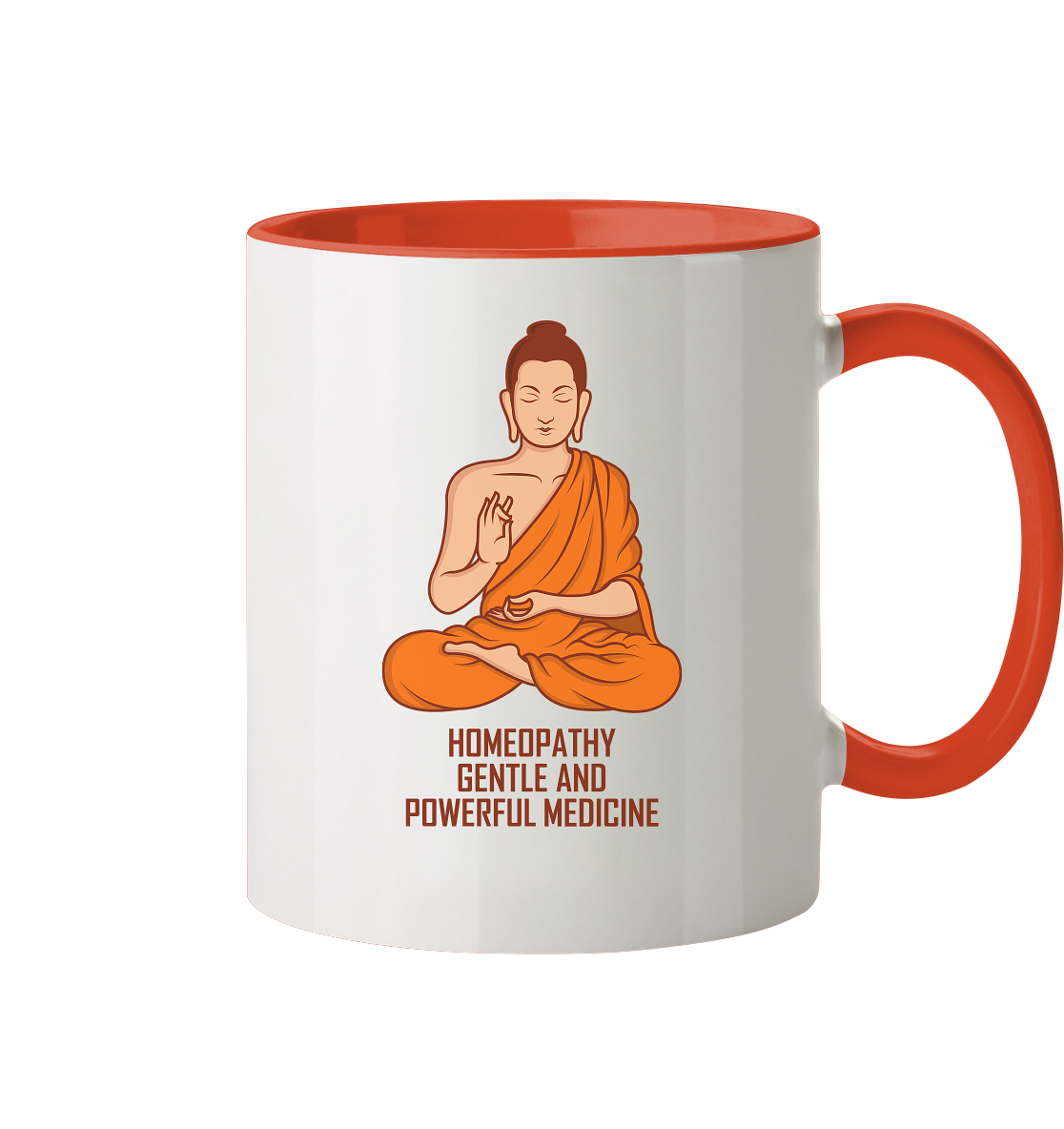 Homeopathy - Gentle and powerful  - Tasse
