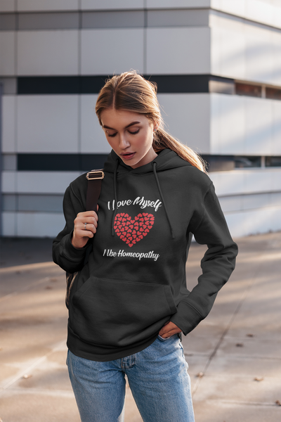 I Love Myself... - Basic Hoodie