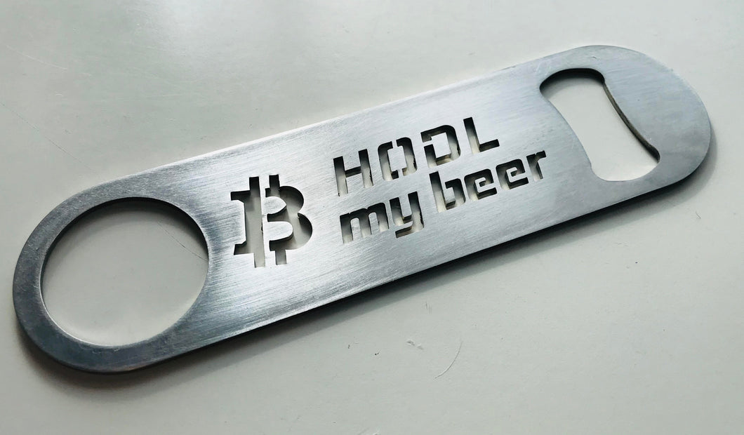 Bitcoin Bottle Opener (5 Pack)