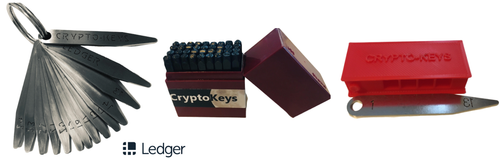 Ledger Keys Package
