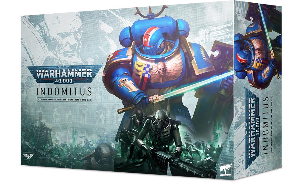 Warhammer 40k 9th Edition & Indomitus Pre-Orders Available Now!