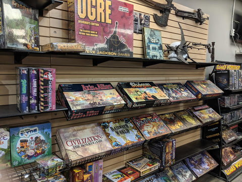 Used Boardgames