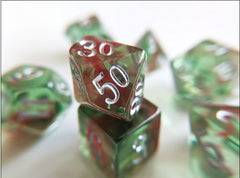 Little Dragon: Birthday Precious Stone Dice | Kessel Run Games Inc.
