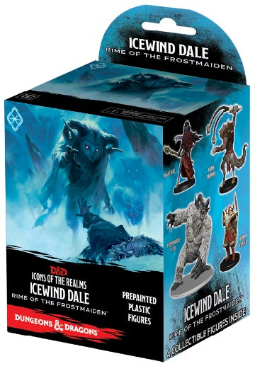 Icewind Dale: Rime of the Frostmaiden Booster Pack | Kessel Run Games Inc.