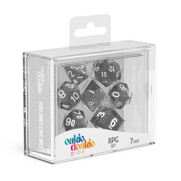 Speckled: 7PC RPG Dice Set | Kessel Run Games Inc.