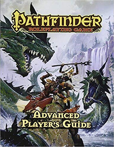 Advanced Player's Guide: Pocket Edition