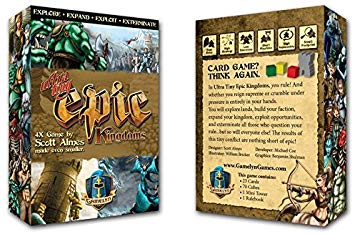 Ultra Tiny Epic Kingdoms | Kessel Run Games Inc.