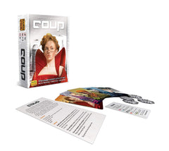 Coup | Kessel Run Games Inc.