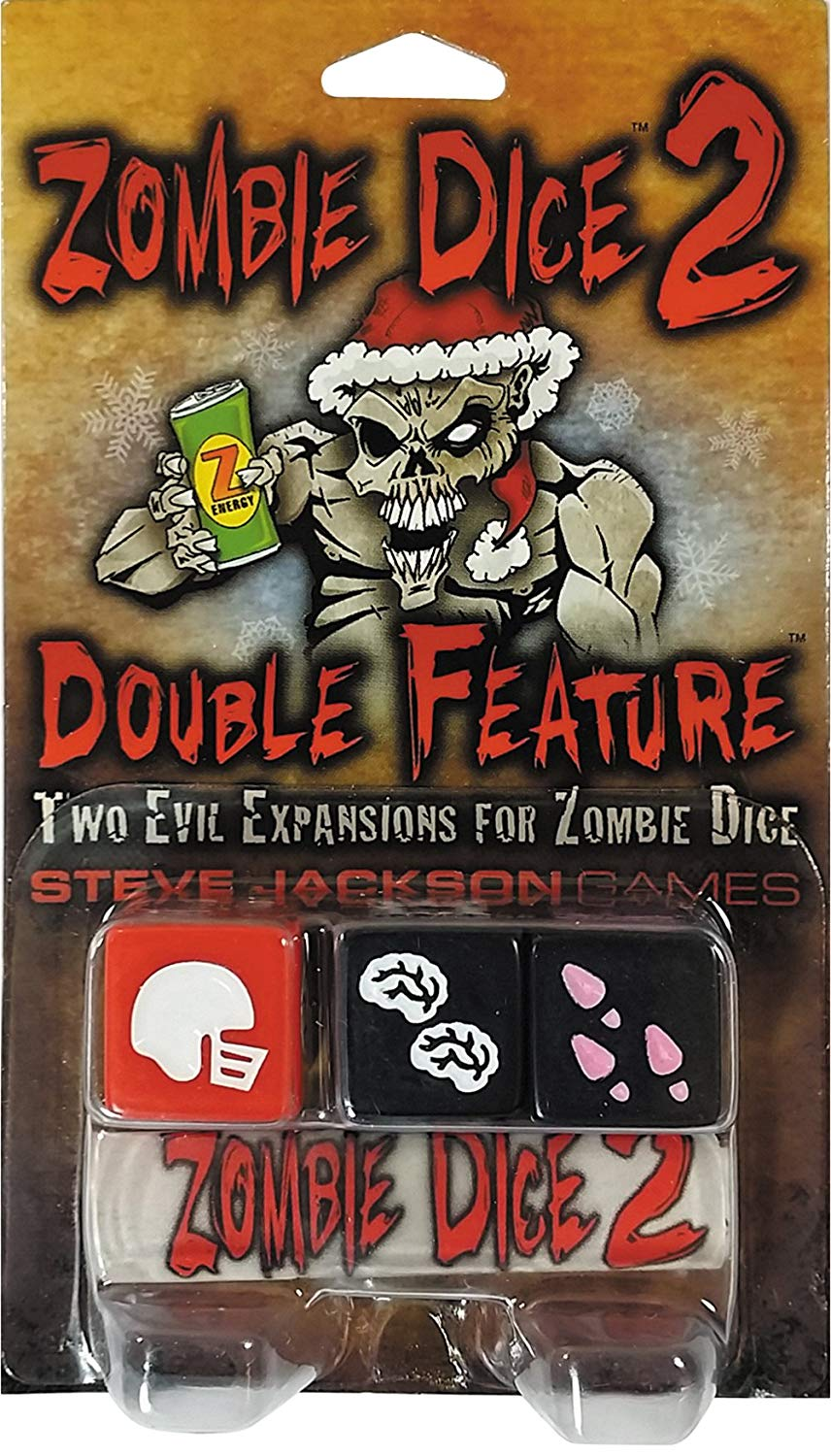 Zombie Dice 2: Double Feature | Kessel Run Games Inc.