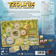 Tzolk'in: The Mayan Calendar | Kessel Run Games Inc.