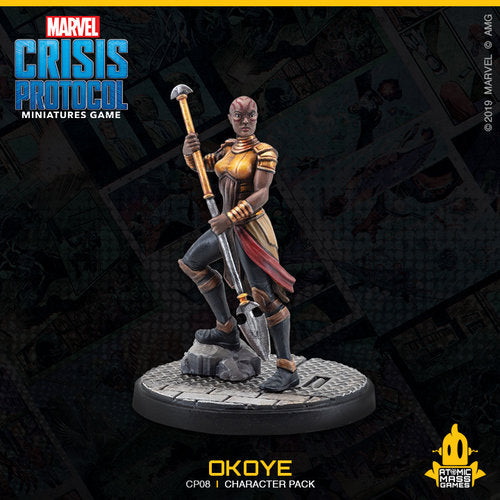 Okoye & Shuri Character Pack | Kessel Run Games Inc.