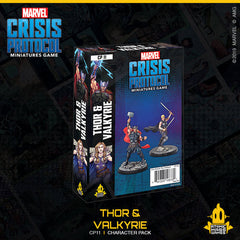 Thor & Valkyrie Character Pack | Kessel Run Games Inc.