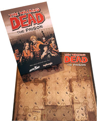 The Walking Dead: The Prison – Board Game | Kessel Run Games Inc.