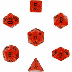 Speckled: 7pc Polyhedral Dice Sets | Kessel Run Games Inc.