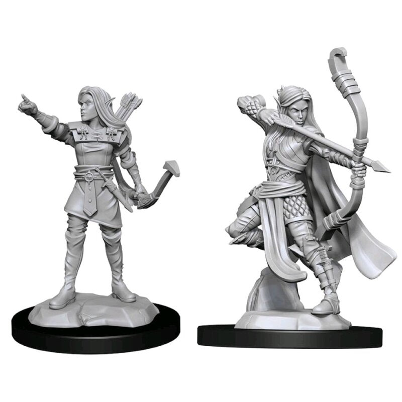 Female Elf Ranger | Kessel Run Games Inc.