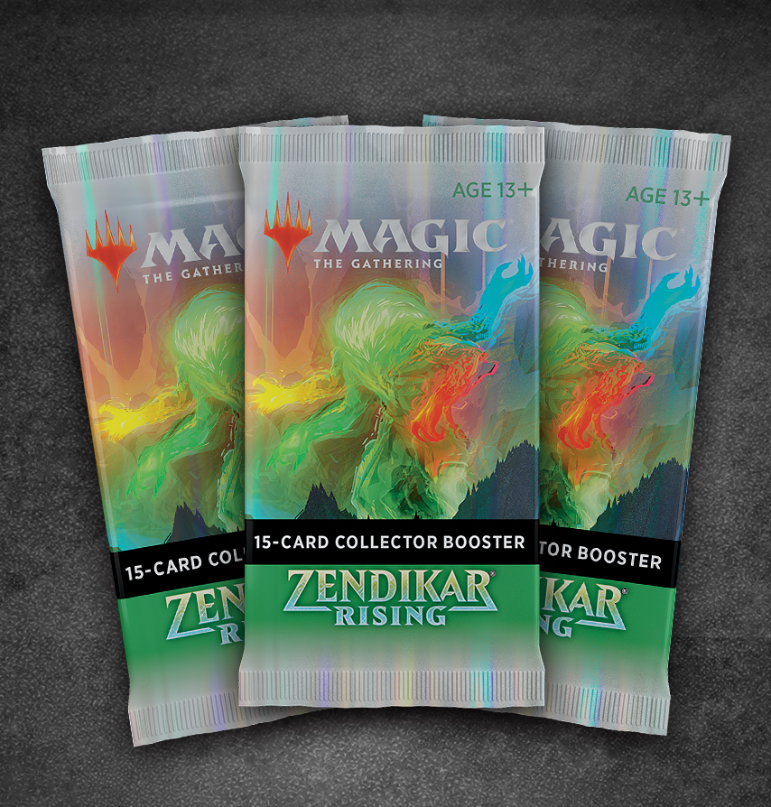 Zendikar Rising Draft Booster Box | Kessel Run Games Inc.