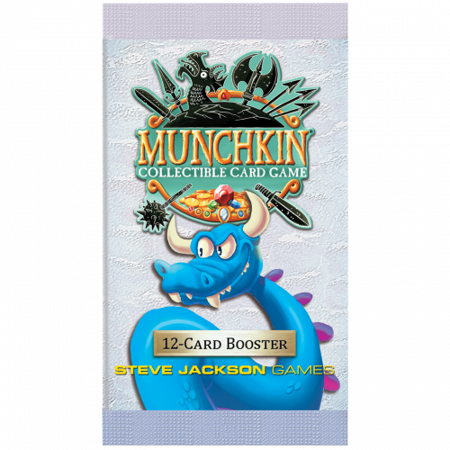 Munchkin Collectible Card Game Booster Pack