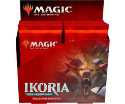 Ikoria: Lair of Behemoths Collector's Booster Pack | Kessel Run Games Inc.