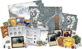 A Game of Thrones: Catan - Brotherhood of the Watch | Kessel Run Games Inc.