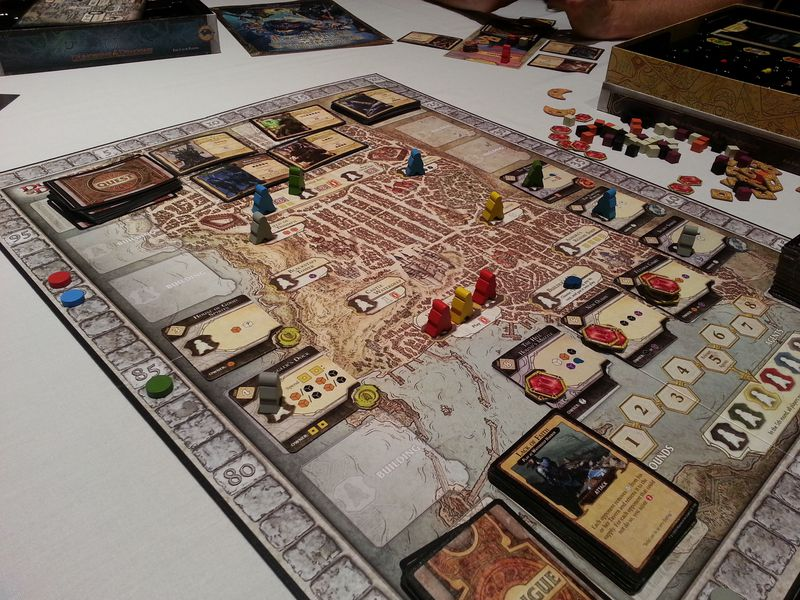 Lords Of Waterdeep Expansion