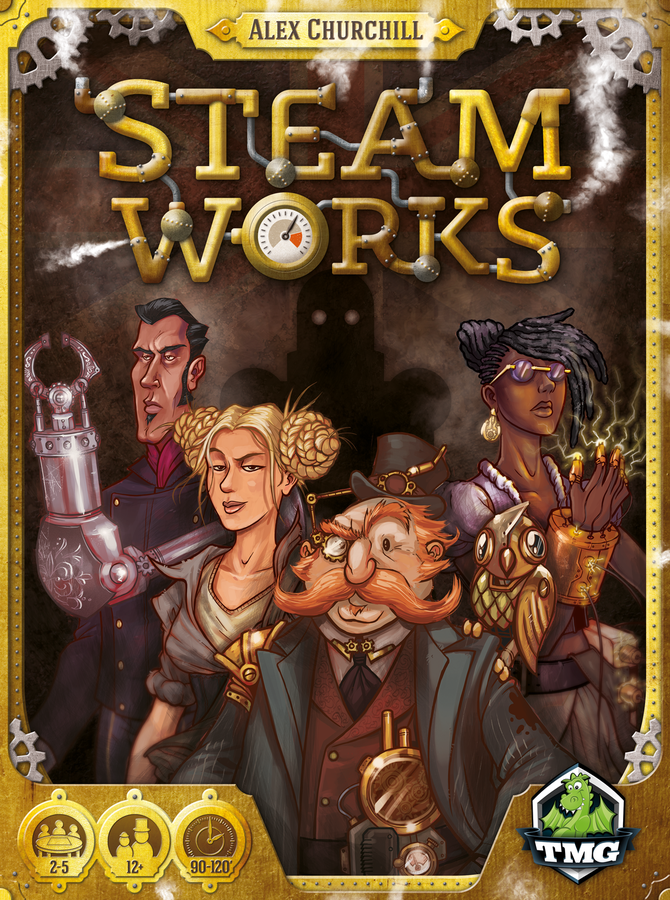 Steam Works | Kessel Run Games Inc.
