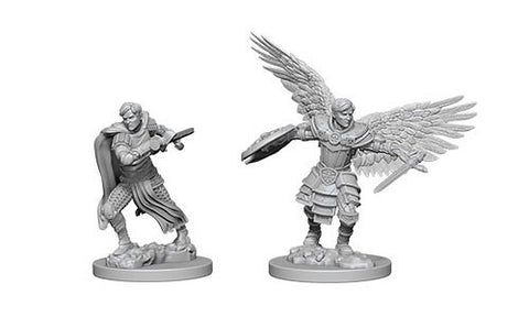 Aasimar Male Fighters