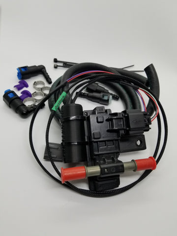 rocksteady flexfuel flex fuel eca converter wrx sti evo e85 kit pnp plug and play
