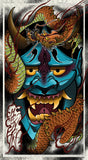 Hannya Dragon