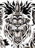 Tiger Flash Sheet