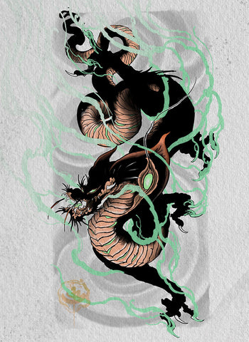 Black Cobra Dragon