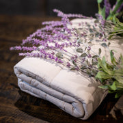 The Essential Blanket | 5lb Lavender-Infused Weighted Blanket for Kids