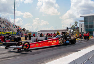 Leah into the Semis at the Gatornats!