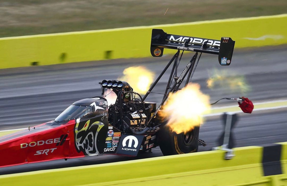 NHRA Dallas Qualifying Report