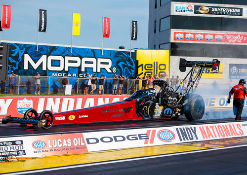 NHRA U.S. Nationals Pre-Race Report