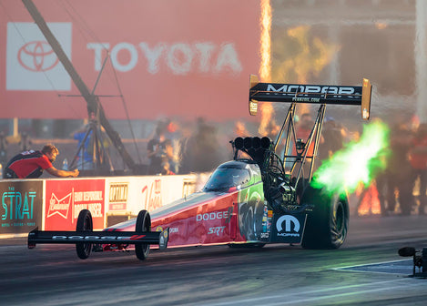 Las Vegas NHRA Finals Post Race Recap