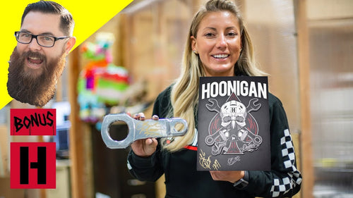 334mph Connecting Rods + Drawing Leah Pritchett's Signature Line!