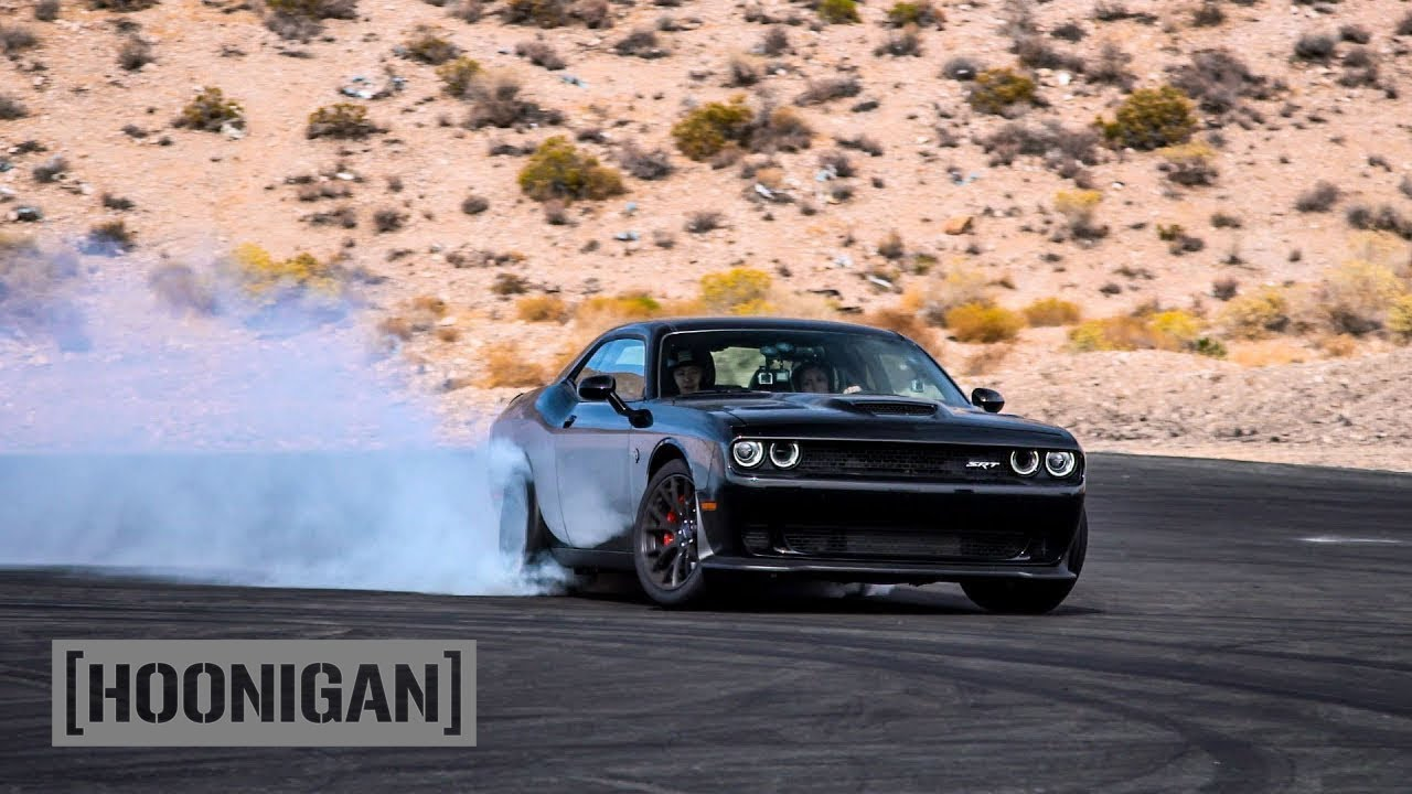 Hellcat Drifting w/ Leah Pritchett, Flipping a Forklift, Mini Trips, and More.
