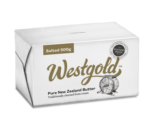 Butter Salted 1kg