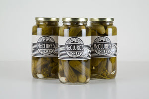 McClure's Pickles 907g