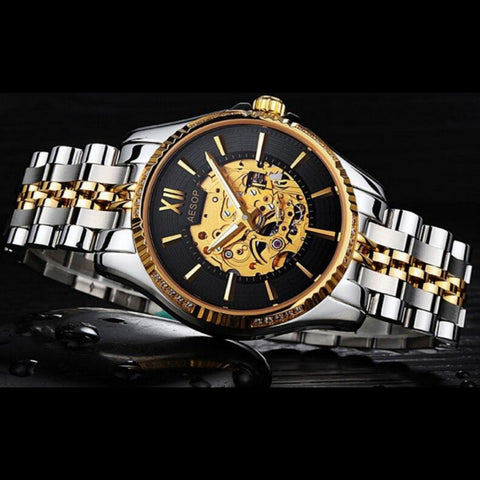 QUARISTO Automatic Men's Watch