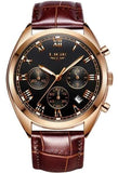 LEONARDO Men's Quartz Watch