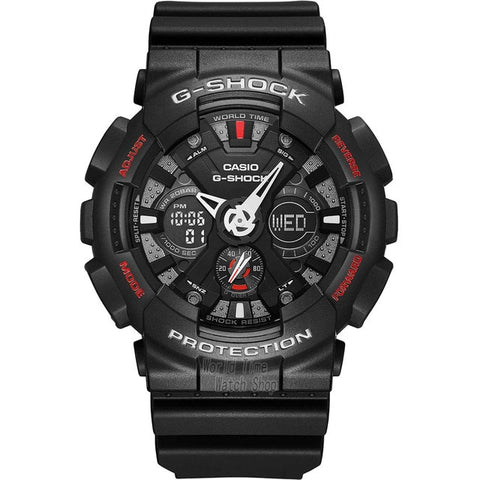CASIO G-SHOCK GA-120