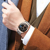 LOYALTY Men's Quartz Watch