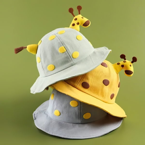 Bucket Hats for Kids - Materiol