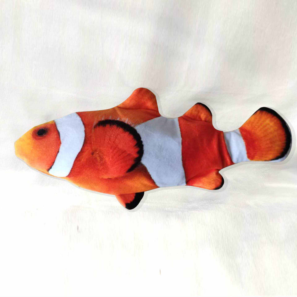 Funny Fish Toy For Kids and Pets - Materiol