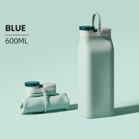 Milk Carton Collapsible Bottle
